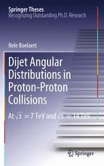 Dijet Angular Distributions in Proton-Proton Collisions