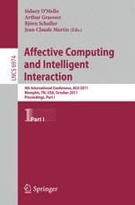 Affective Computing and Intelligent Interaction