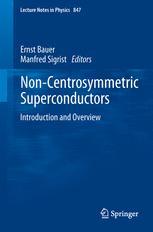 Non-Centrosymmetric Superconductors