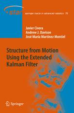 Structure from Motion using the Extended Kalman Filter