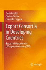 Export Consortia in Developing Countries