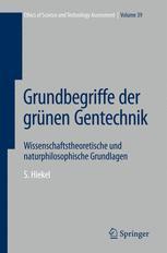 Grundbegriffe der grünen Gentechnik
