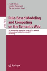 Rule-Based Modeling and Computing on the Semantic Web