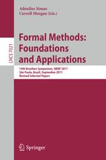 Formal Methods, Foundations and Applications