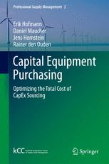 Capital Equipment Purchasing