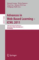 Advances in Web-Based Learning - ICWL 2011