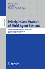 Principles and Practice of Multi-Agent Systems