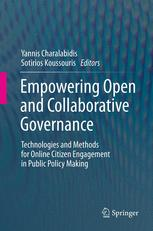 Empowering Open and Collaborative Governance