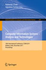 Computer Information Systems – Analysis and Technologies