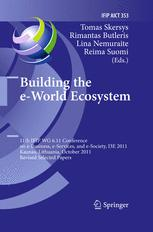 Building the e-World Ecosystem