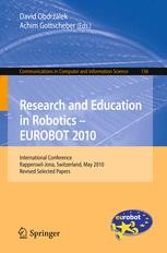 Research and Education in Robotics - EUROBOT 2010