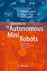 Advances in Autonomous Mini Robots