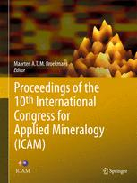 Proceedings of the 10th International Congress for Applied Mineralogy (ICAM)