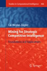 Mining for Strategic Competitive Intelligence