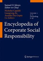 [Encyclopedia of Corporate Social Responsibility]