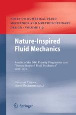 Nature-Inspired Fluid Mechanics