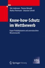 Know-how-Schutz im Wettbewerb