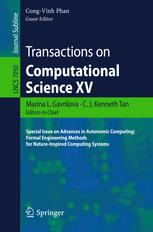 Transactions on Computational Science XV