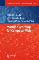 Machine Learning for Computer Vision