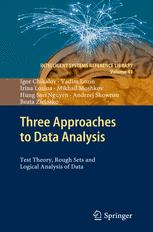 Three Approaches to Data Analysis