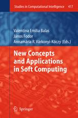 New Concepts and Applications in Soft Computing