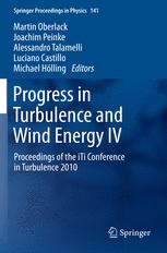 Progress in Turbulence and Wind Energy IV