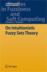 On Intuitionistic Fuzzy Sets Theory