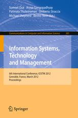 Information Systems, Technology and Management