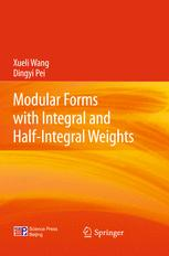 Modular Forms with Integral and Half-Integral Weights