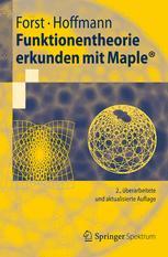 Funktionentheorie erkunden mit Maple
