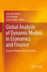 Global Analysis of Dynamic Models in Economics and Finance