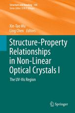 Structure-Property Relationships in Non-Linear Optical Crystals I