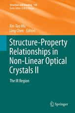 Structure-Property Relationships in Non-Linear Optical Crystals II