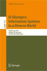 IS Olympics: Information Systems in a Diverse World