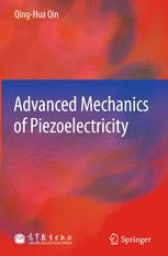 Advanced Mechanics of Piezoelectricity