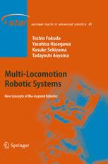 Multi-Locomotion Robotic Systems