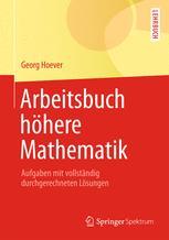 Arbeitsbuch höhere Mathematik