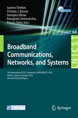 Broadband Communications, Networks, and Systems