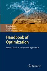 Handbook of Optimization