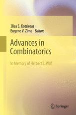 Advances in Combinatorics