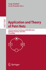 Application and Theory of Petri Nets