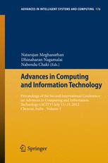 Advances in Computing and Information Technology