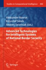 Advanced Technologies for Intelligent Systems of National Border Security