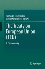 The Treaty on European Union (TEU)