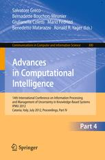 Advances in Computational Intelligence