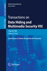 Transactions on Data Hiding and Multimedia Security VIII