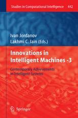 Innovations in Intelligent Machines -3