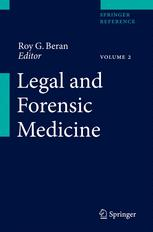 Legal and Forensic Medicine