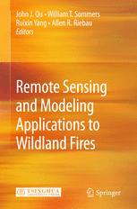 Remote Sensing and Modeling Applications to Wildland Fires