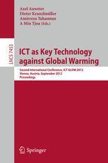 ICT as Key Technology against Global Warming